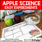 Apple Science { Simply Kinder }