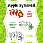 Apple Syllables!