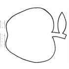 Apple Tissue Paper Fine Motor Skills Project