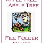 Apple Tree, Apple Tree File Folder Games