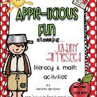 Apple-licious Fun! Literacy &amp; Math Activities