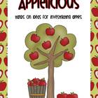 Applelicious Apples