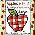 Apples A to Z by Margaret McNamara
