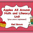Apples All Around: Math and Literacy Pack