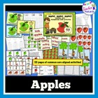 Apples, Apples, Apples! Common Core Foundational Skill Act
