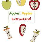 Apples, Apples Everywhere Apple Themed Packet