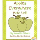 Apples Everywhere Math Unit