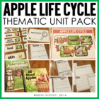 Apples & Johnny Appleseed Thematic Unit