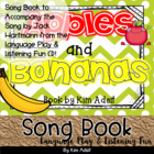 Apples and Bananas Fun Music Book