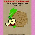 Appleseed! Tumbleweed!  An Antonym Matching Card Game