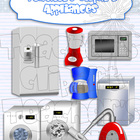 Appliances clipart {REALISTIC}