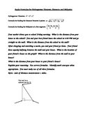 Apply Formulas for Pythagorean Theorem, Distance, and Midpoint