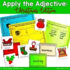 Apply the Adjective! {Christmas Edition}