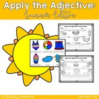 Apply the Adjective! {Summer Edition}
