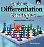 Applying Differentiation Strategies Grades 3-5
