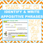Appositive Phrases Worksheet