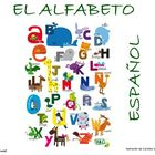 Aprende el alfabeto - learn the Spanish alphabet