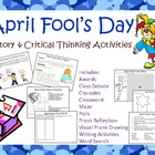 April Fool's Day! A History and Interactive Activities