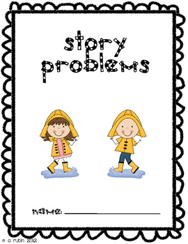 April Math Story Problems