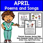 April Poems/Songs