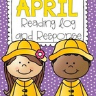 April Reading Log and Response