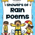 April Showers Bring Rain Poems: Grades 1-2