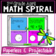 April Spiral Math Review