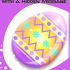 April Word Search with a Hidden Message