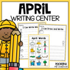 April Writing Center Mini-Packet