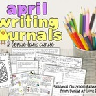 April Writing Center/Task Cards