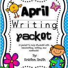 April Writing- Helping students with handwriting and writi