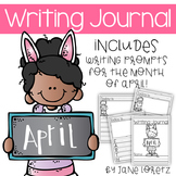 April Writing Journal