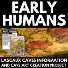 Archeology and Early Human Cave Painting: Handouts and Activities