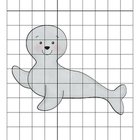 Arctic Animal Number Charts to 100