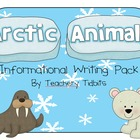 Arctic Animals Informational Writing Pack