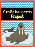 Arctic Animals Research - Graphic Organizers