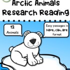 Arctic Animals Research Reading