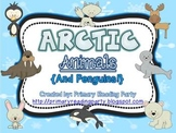 Arctic Animals {Winter Literacy Unit}
