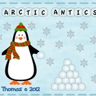 Arctic Antics Math Centers