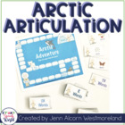 Arctic Articulation Adventure for Speech Therapy!