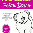 Arctic Buddies: Polar Bear Unit & Craft Pack