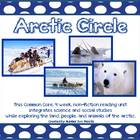 Arctic Circle-Common Core 4 Week Non Fiction Reading Unit