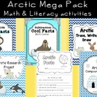 Arctic Mega Pack - Math and Literacy Activities