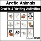Arctic Pals: Arctic Animal Craftivities