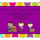 Are We There Yet?  A Vacation in the School Year