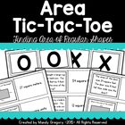 Area Tic-Tac-Toe