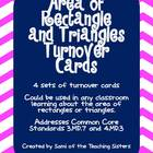 Area Turn Over Cards