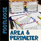 Area and Perimeter Footloose