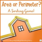 Area or Perimeter