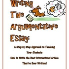 Argumentative Essay Writing: The Writer's Workshop Approach